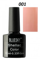 NEW!!! Гель лак Bluesky Nail Gel 001