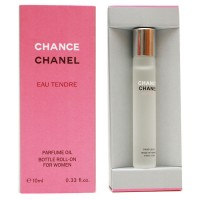 Парфюмерное масло Chanel Chance Eau Tendre for women 10 ml