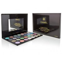 Тени Chanel 28 colours Magic Shine