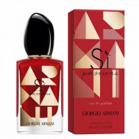 Giorgio Armani Sì Passione Nacre Edition eau de parfum for women 100 ml