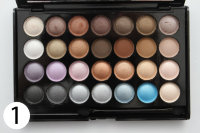 Тени Christian Dior Palette Fards Apaupieres 28 colors 51g