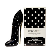 Тестер CAROLINA HERRERA GOOD GIRL DOT DRAMA Eau de Parfum 80 ml
