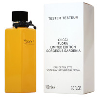 "Тестер Flora Gucci Limited Edition ""Gorgeous Gardenia"" edt for women, 100ml"