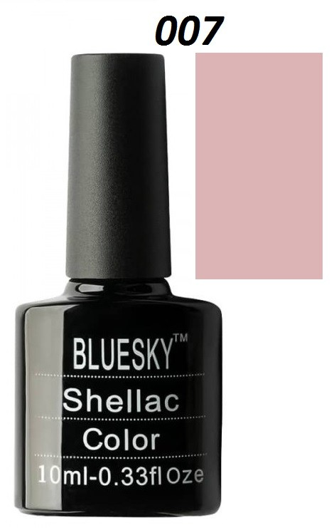 NEW!!! Гель лак Bluesky Nail Gel 007
