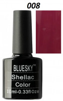 NEW!!! Гель лак Bluesky Nail Gel 008