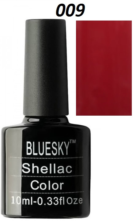 NEW!!! Гель лак Bluesky Nail Gel 009