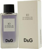 "D&G ""10 La Roue De La Fortune"" for women 100ml"