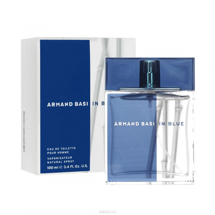 "Armand Basi ""In Blue"" for men 100ml"