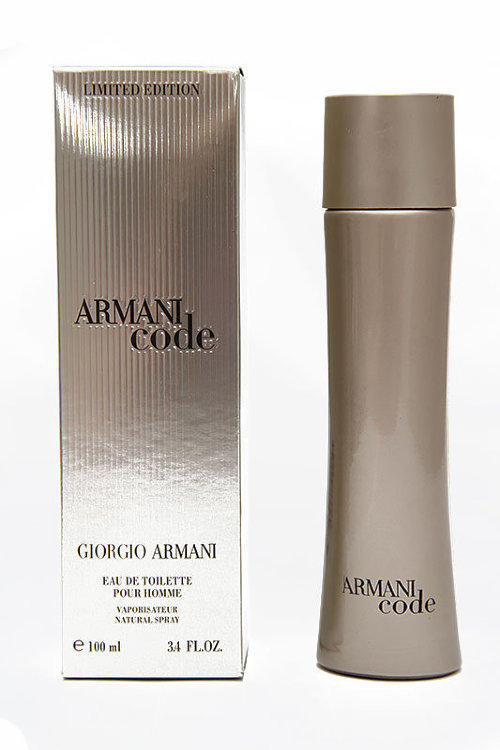 Giorgio Armani - Armani Code Limited Edition  100 ml for Man (Gold)