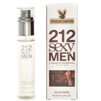 Духи с феромонами Carolina Herrera 212 Sexy Men 45ml