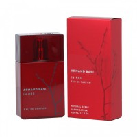 Armand Basi In Red edp for women 50ml