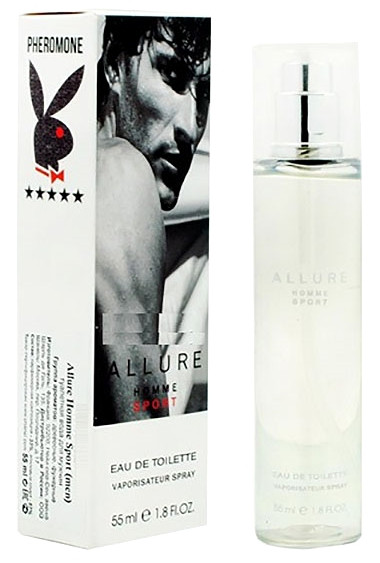 Духи с феромонами 55ml Chanel Allure Homme Sport edt