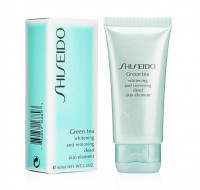 "Пилинг для лица Shiseido ""Green tea"" 60ml"