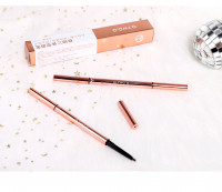 Карандаш для бровей O.TWO.O Fine Triangle eyebrow pencil (арт. 1007) #01 Taupe