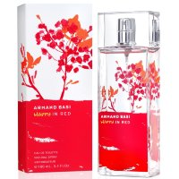 "Armand Basi ""Happy In Red"" for women edt 100 ml"