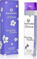 Sergio Tacchini Donna Blooming Flowers eau de toilette 100ml