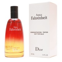 Тестер Christian Dior Aqua Fahrenheit for men 100 ml