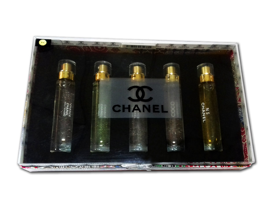 Подарочный набор Chanel 5x15ml