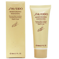 Крем для рук Shiseido Moisturizing Whitening, 80 ml