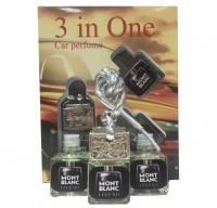 "Car perfume Mont Blanc ""Legend"" ( 3 in 1)"