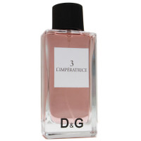 "D&G ""L'Imperatrice №3"" for women 100ml"