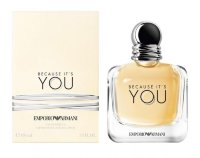 "Emporio Armani ""Because It's You"" woman 100ml"