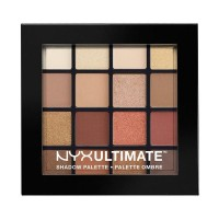 "Тени Nyx Ultimate Shadow Palette ""Warm Neutrals"" 16*0.83g"