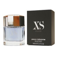 Paco Rabanne XS  Excess eau de toilette for men 100 ml NEW (черный)