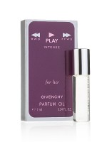 "Масляные духи с феромонами Givenchy ""Play for her intense"" 7ml"
