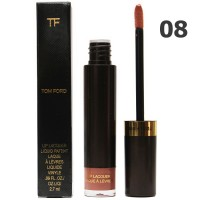 Блеск для губ Tom Ford Lip Lacquer Liquid Patent 2.7 ml # 8 - Rouge Metal