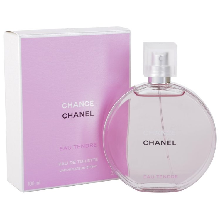 "Chanel ""Chance Eau Tendre"" for women 100ml"