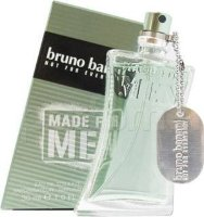 "Bruno Banani ""Made"" for men 100ml"