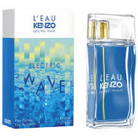 "Kenzo ""L'eau Kenzo Electric Wave"" for men 100ml"