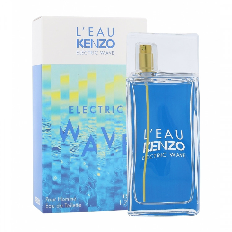 "Kenzo ""L 'eau Kenzo Electric Wave"" for men 100ml"