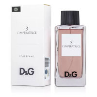 "D&G ""L'Imperatrice №3"" for women 100ml ОАЭ"