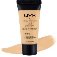 "Тональный крем NYX ""Stay matte but not flat""35ml"