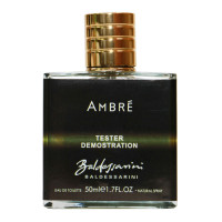 Тестер Baldessarini Ambré edt for men 50ml
