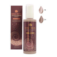 Тональный крем Enough Gold Snail Moisture Foundation 100 мл