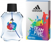 Adidas Team Five Men edt 100ml original