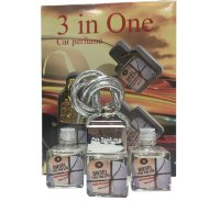 Car perfume Diesel Fuel for life( 3 in 1)