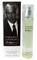 Духи с феромонами 55ml Baldessarini Private Affairs edt