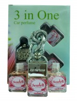 "Car perfume Cacharel ""Scarlett"" ( 3 in 1)"