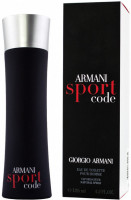 "Giorgio Armani ""Armani Code Sport"" for men 100ml"