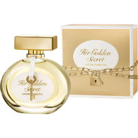 "Antonio Banderas ""Her Golden Secret""  80ml"