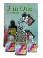 "Car perfume Salvatore Ferragamo ""Incanto Shine"" ( 3 in 1)"