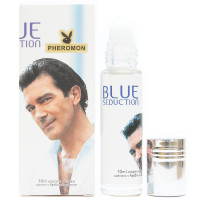 "Духи с феромонами Antonio Banderas ""Blue Seduction"" for men 10 ml (шариковые)"