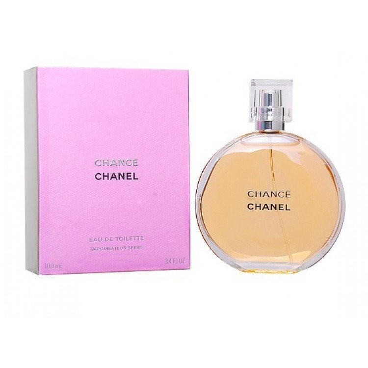 "Chanel "" Chance"" EDT 100ml"