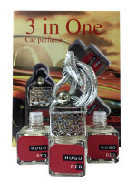 "Car perfume Hugo Boss ""Red"" (3in1)"