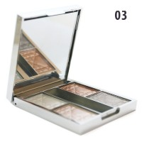 Тени Christian Dior 4 Couleurs Palette Fards Apaupieres Eyeshadow #3