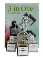 "Car perfume Chanel ""№5"" (3in1)"